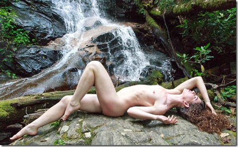 Keira Grant at the Falls 2